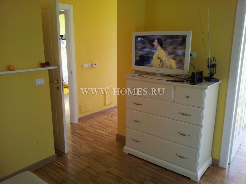 Симпатичный апартамент в Лигурии