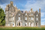 Старинный замок в Северной Ирландии