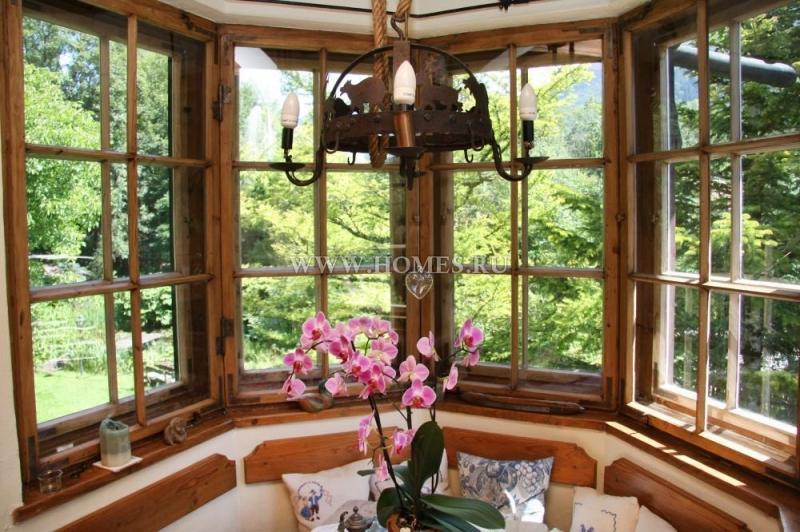 Великолепный дом с богатой историей в Баварии