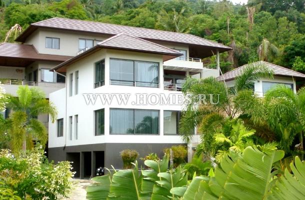 Отличный семейный дом на острове Самуй