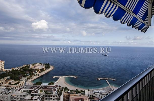 Уникальная квартира в Монако