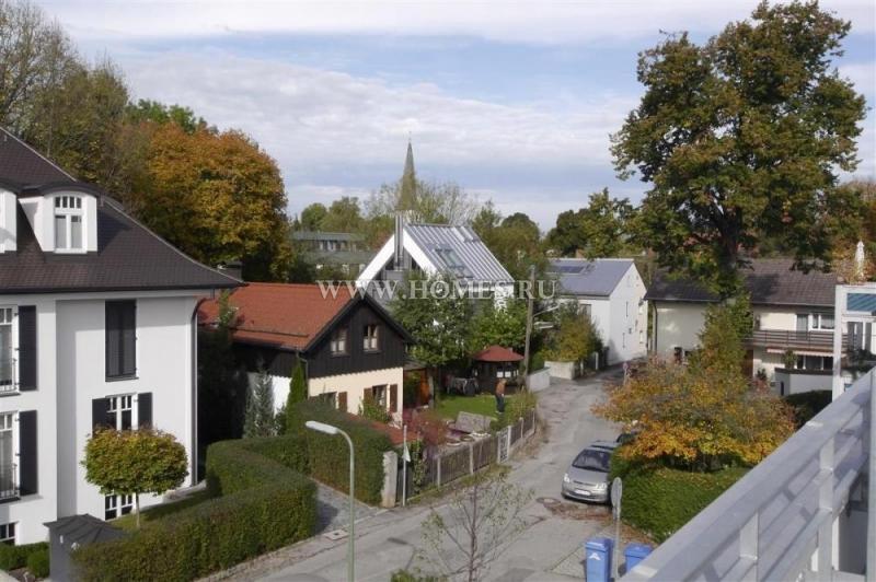 Роскошный пентхаус в Мюнхене