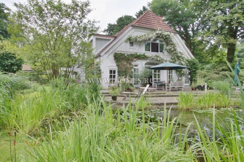 Чудесное поместье в Германии
