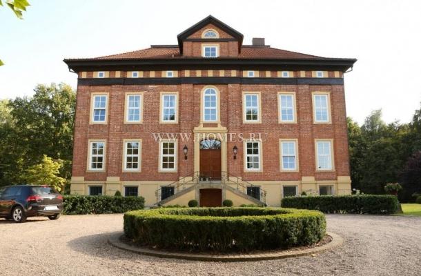 Шикарный особняк в Германии