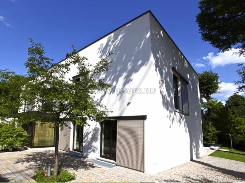 Современный дом в Франкфурте-на-Майне