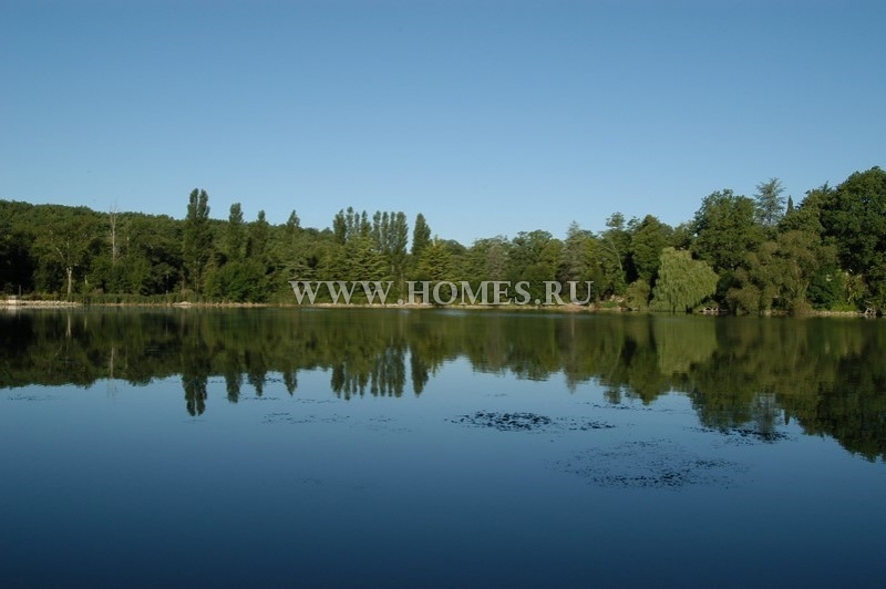 Прекрасное поместье в Ангулеме