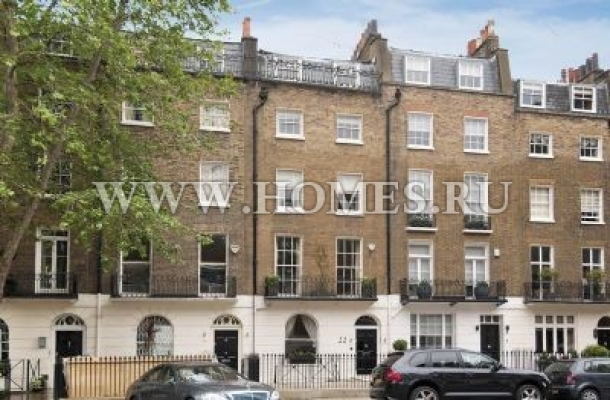 Потрясающий дом в Лондоне