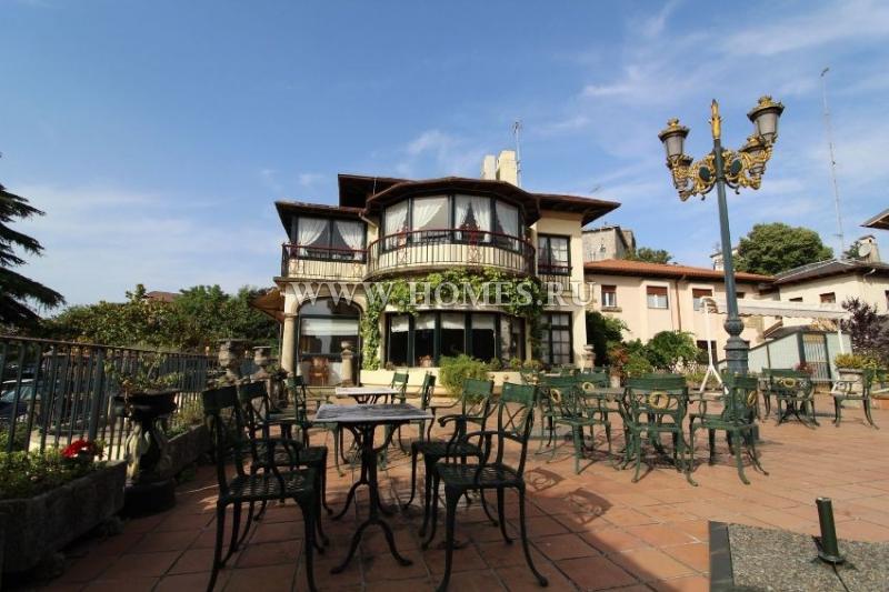 Великолепный ресторан в Сан-Себастьяне