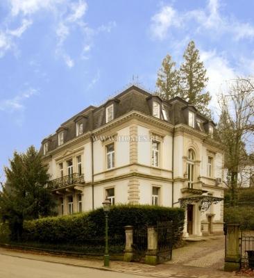 Уникальная вилла в Баден-Бадене
