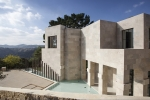 Новый особняк в современном стиле в Бель-Эр