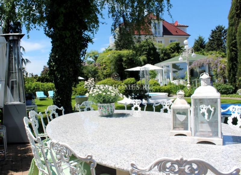 Прекрасный дом у Боденского озера