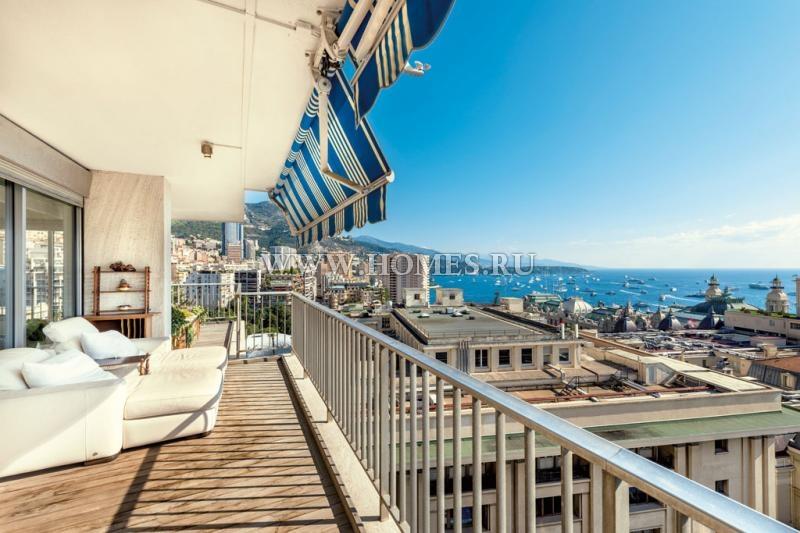 Великолепный апартамент в Монте – Карло
