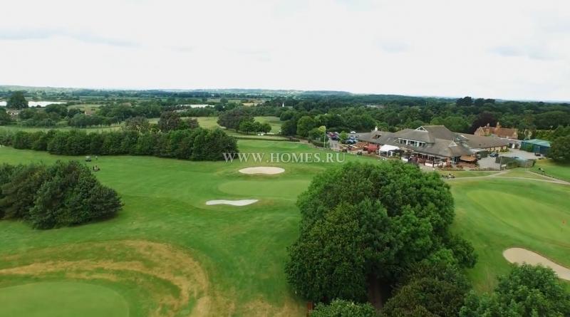 Гольф клуб в Южной Англии