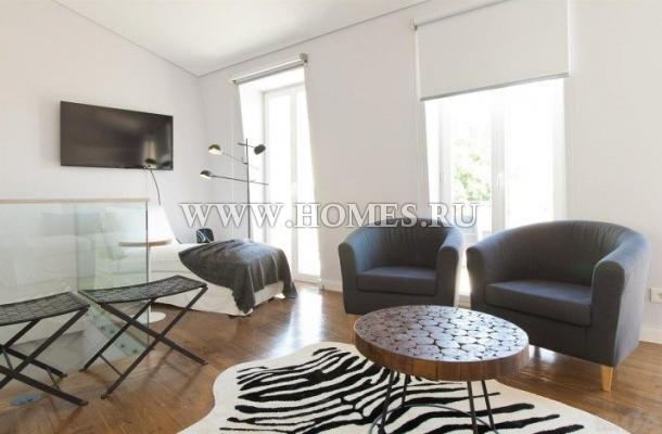 Апартаменты в Лиссабоне