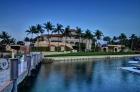Элегантная вилла в Маналапане, Флорида