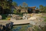 Уютный и роскошный особняк в Калифорнии