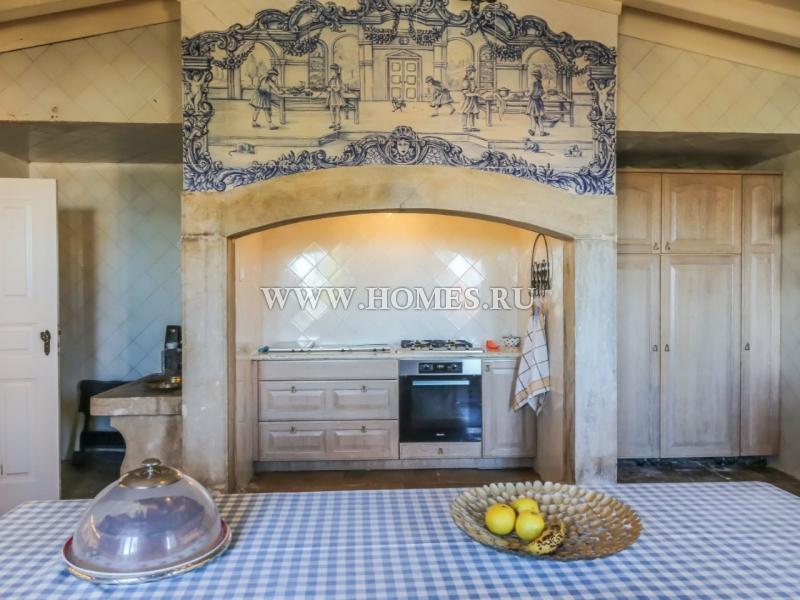 Элегантный особняк 19 века в Синтре