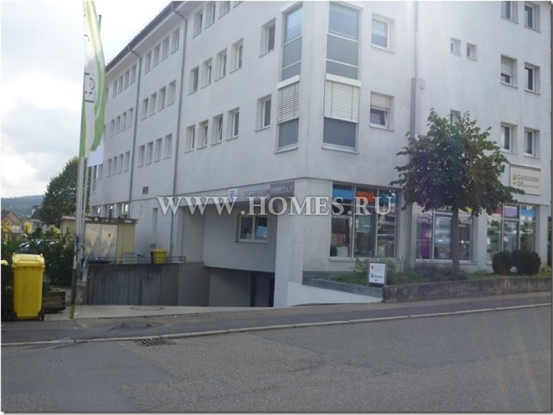 Коммерческая недвижимость под Штутгартом