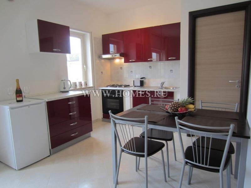 Великолепные апартаменты в Калабрии
