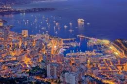 Монако. Столица и регионы