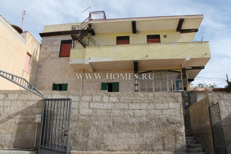 Уютный дом на Сицилии