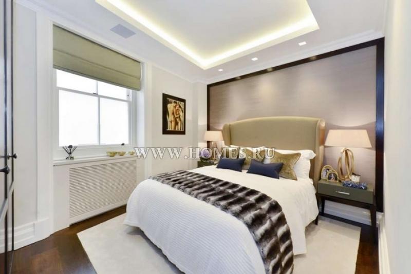 Прекрасные апартаменты в Лондоне