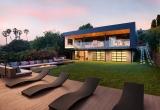 Ультрасовременный особняк в Санта-Барбаре