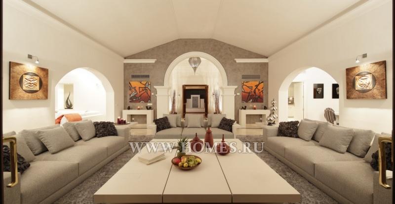 Элитная резиденция в Новой Андалусии