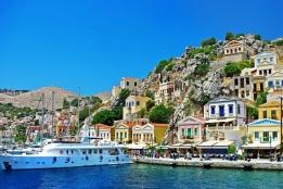 Новости рынка → Взлет цен на отпускную недвижимость Греции