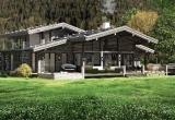 Проект строительства шале в Альпах