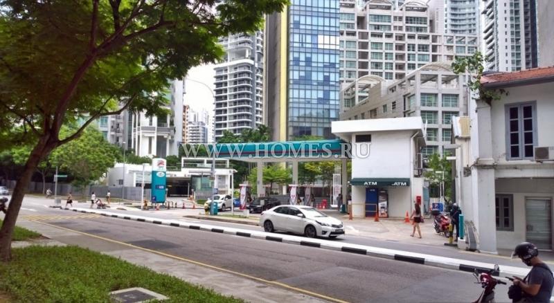 Современные апартаменты в Сингапуре