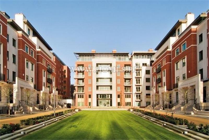 Двухэтажная квартира в Челси
