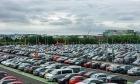 Парковки в международном аэропорте Глазго