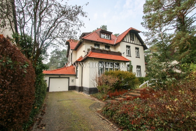 Уютный дом в Берлине