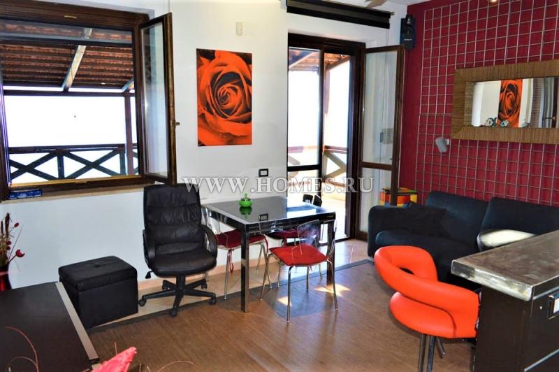 Тропеа, красивые апартаменте в комплексе
