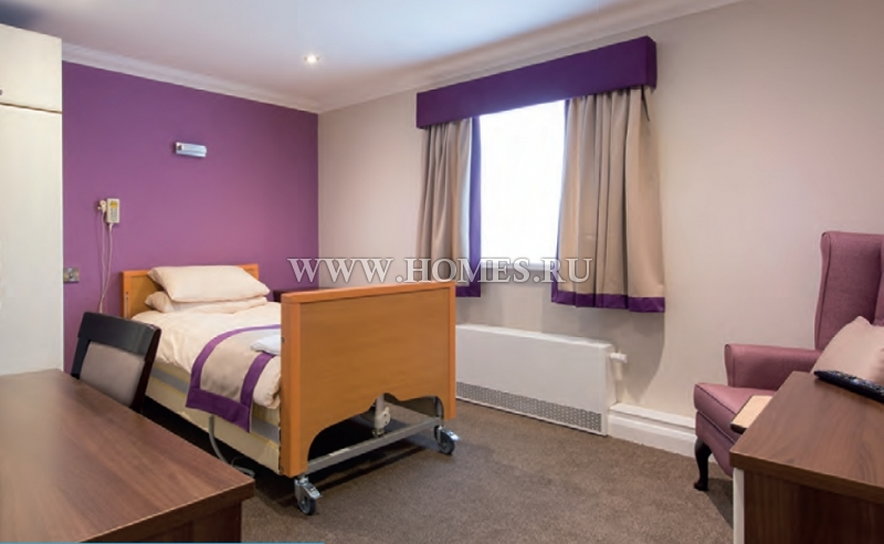 Апартаменты в доме престарелых в Ливерпуле