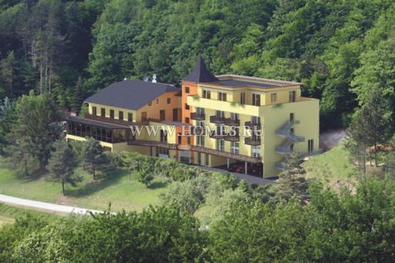 Уникальный бутик-отель в Австрии