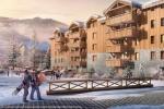 Превосходные апартаменты в Ле дез Альп