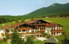 Трёхзвёздочный отель в городке Лоберг