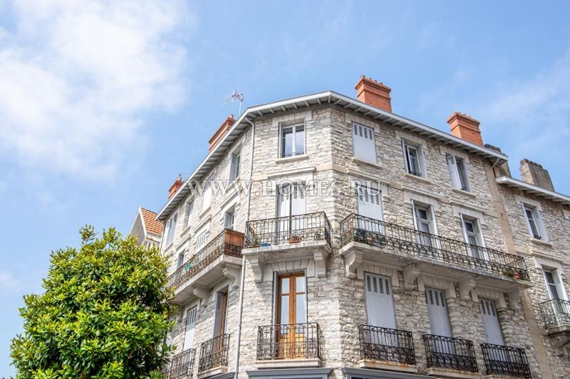 Прекрасный апартамент в Биаррице