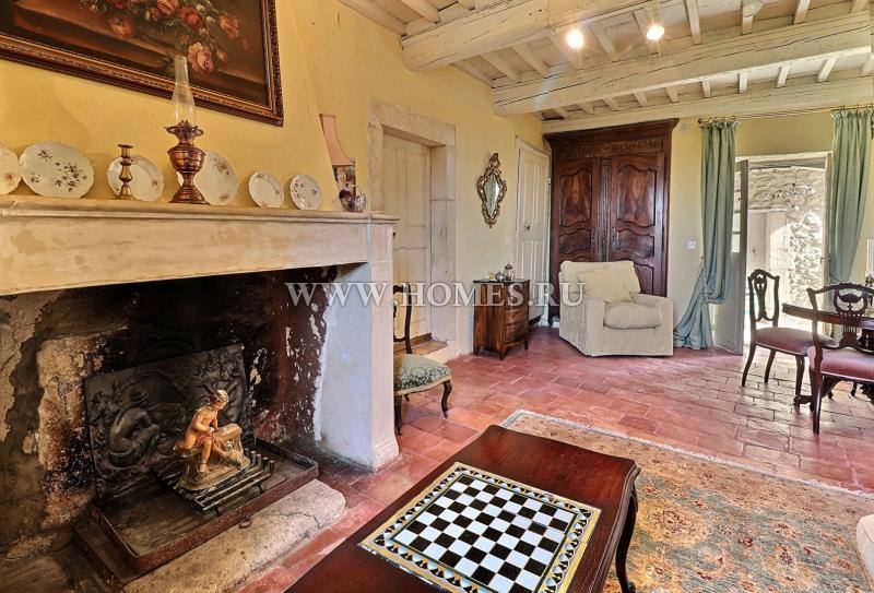 Прекрасный дом в Сен-Виктор-ла-Кост