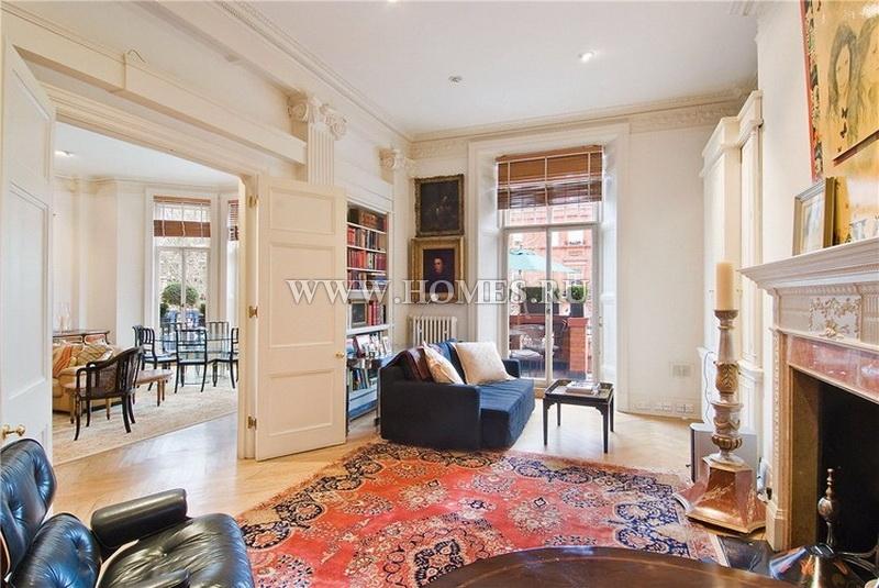 Прекрасные апартаменты в Найтсбридже