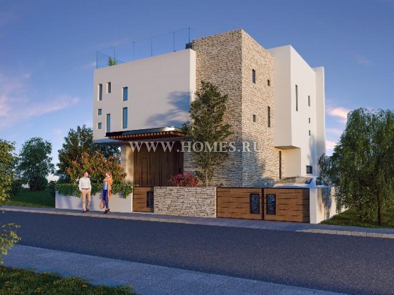Современная резиденция в Пернере
