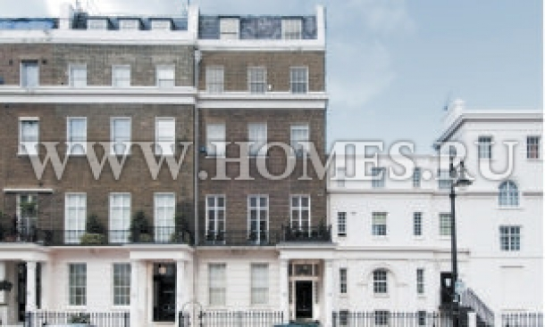 Сказочная квартира в Лондоне