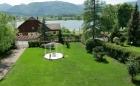 Вилла с видом на озеро на Вольфгангзее