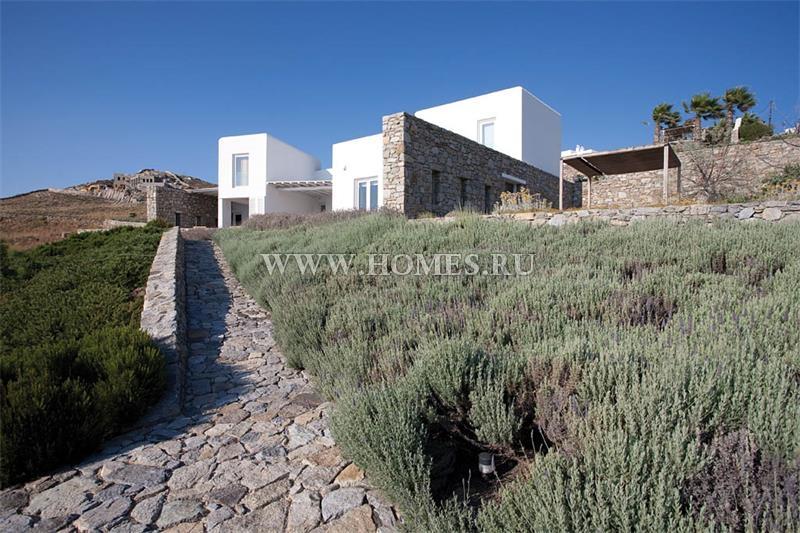 Потрясающий дом на о. Миконос