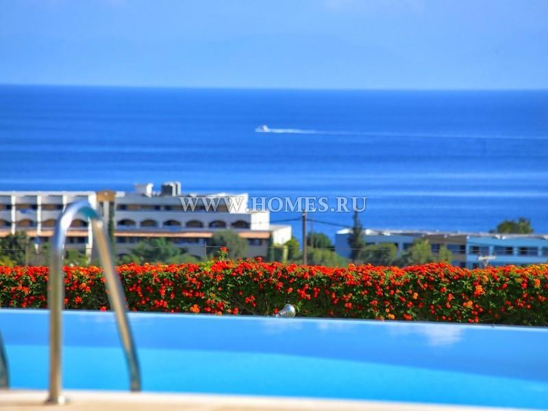 Великолепный дом на о. Родос