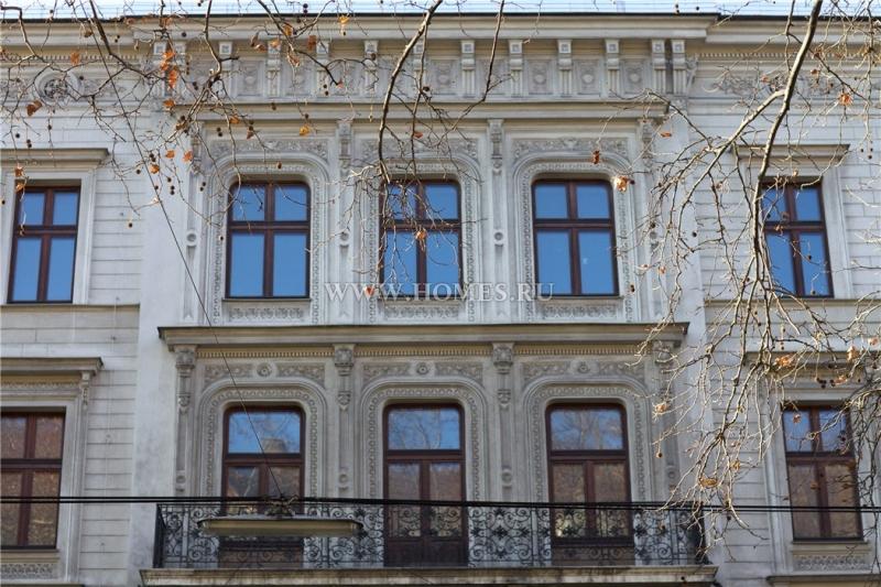 Апартаменты неподалеку от центра Вены