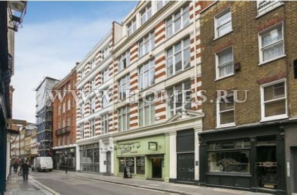 Элегантные апартаменты в Сохо, Лондон