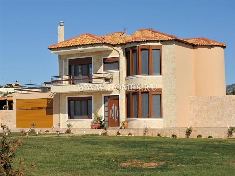 Изумительная вилла на острове Крит